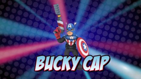 Super Hero Squad Online: Bucky Cap Vignette