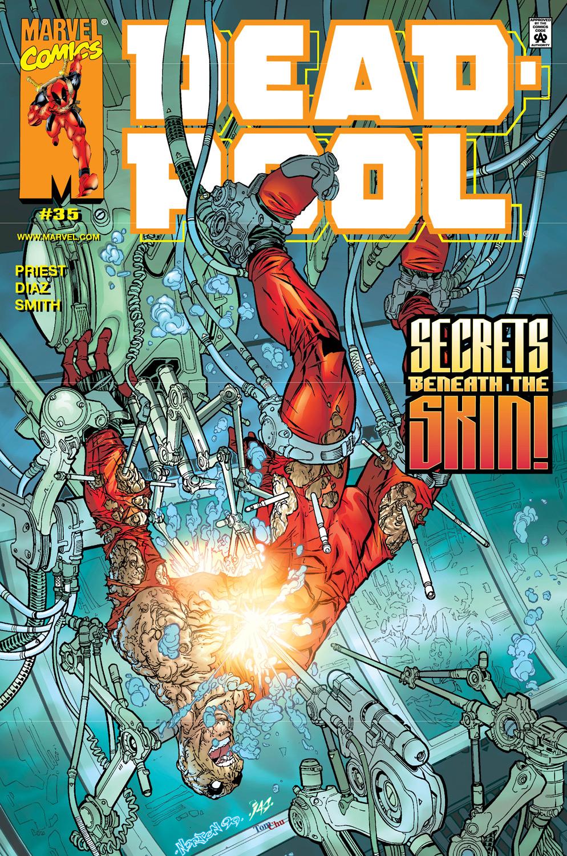 Deadpool (1997) #35