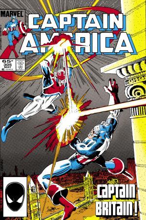 Captain America (1968) #305
