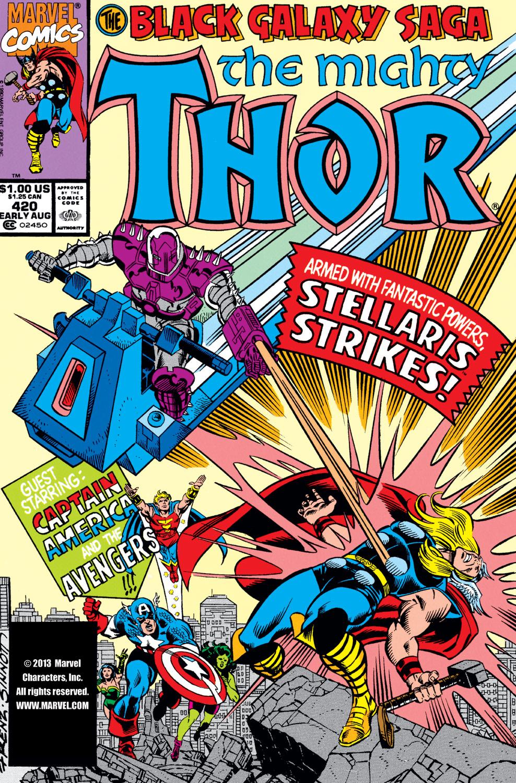 Thor (1966) #420