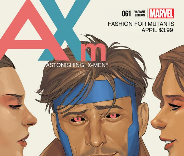 ASTONISHING X MEN 61 NOTO VARIANT 1 FOR 25 WITH DIGITAL CODE