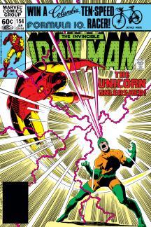 Iron Man (1968) #154