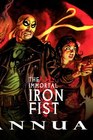 Immortal Iron Fist Annual (2007)