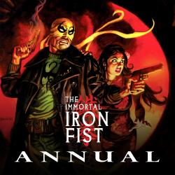 Immortal Iron Fist Annual