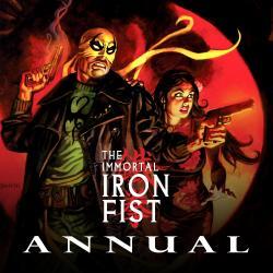 Immortal Iron Fist Annual