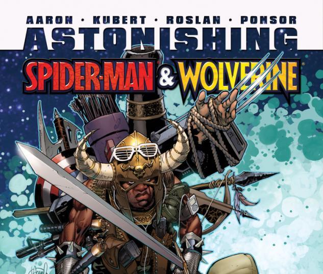 Astonishing Spider-Man/Wolverine (2010) #5
