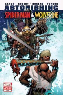Astonishing Spider-Man/Wolverine #5