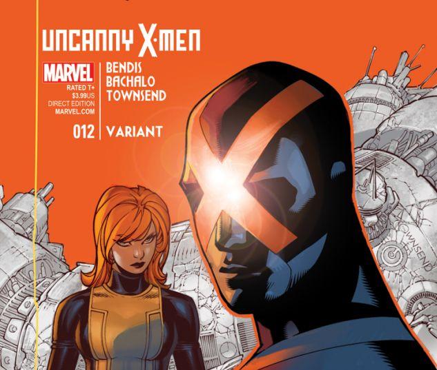 UNCANNY X-MEN 12 BACHALO VARIANT (BOTA, WITH DIGITAL CODE)