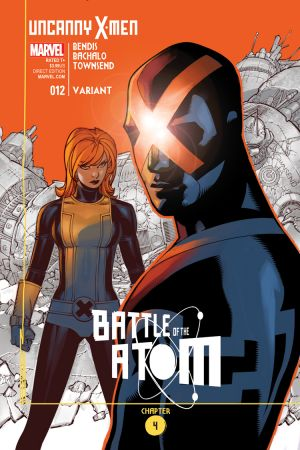 Uncanny X-Men (2013) #12 (Bachalo Variant)