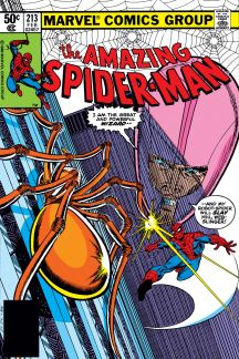 The Amazing Spider-Man (1963) #213