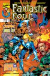 Fantastic Four (1998) #18 Cover