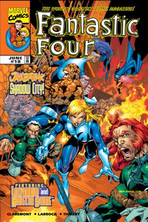 Fantastic Four (1998) #18