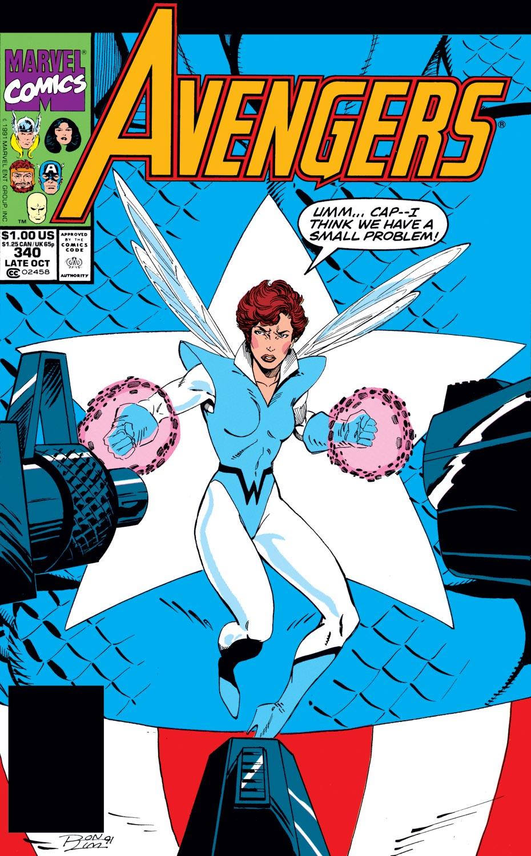 Avengers (1963) #340
