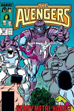 Avengers (1963) #289