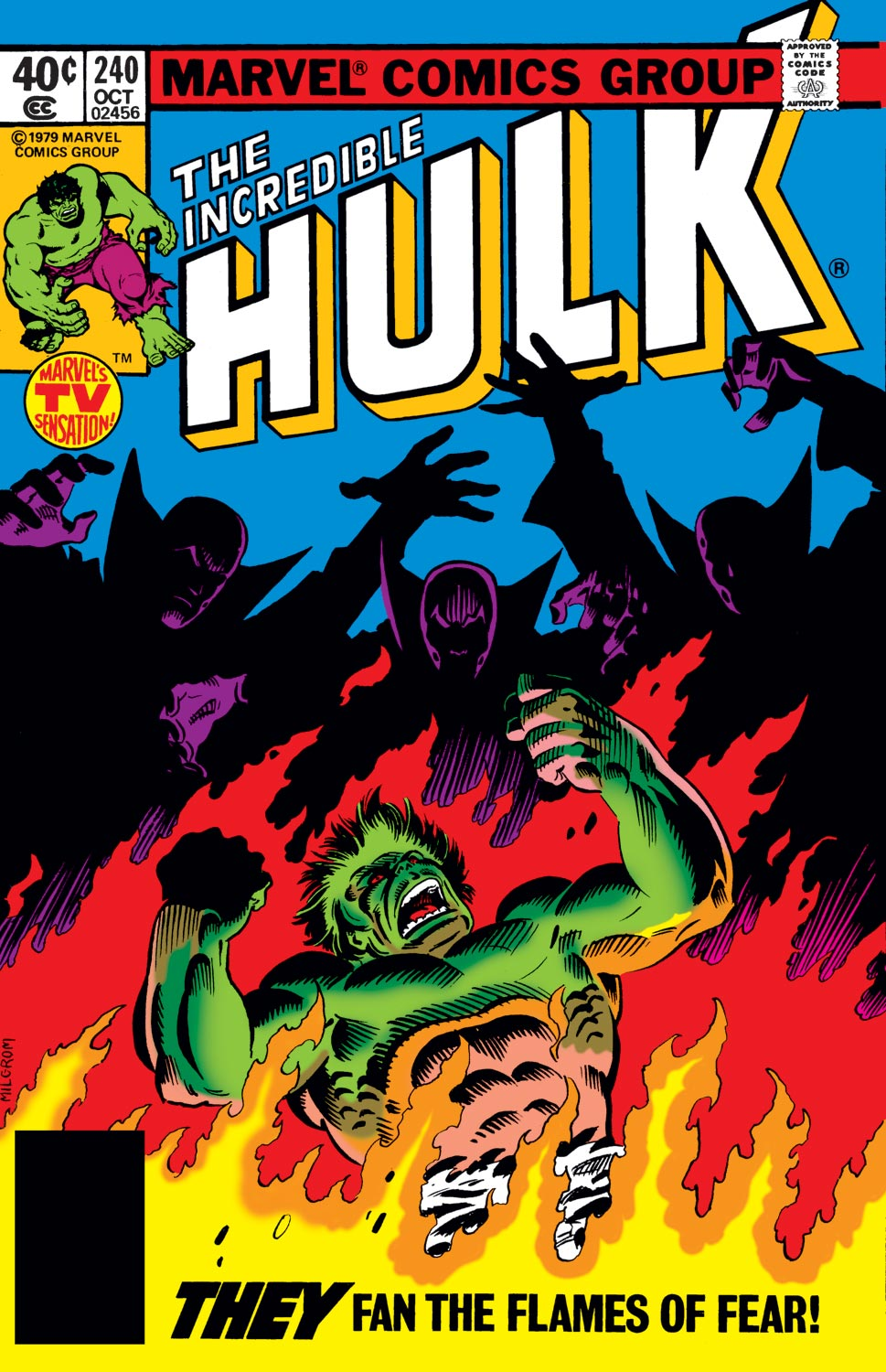 Incredible Hulk (1962) #240