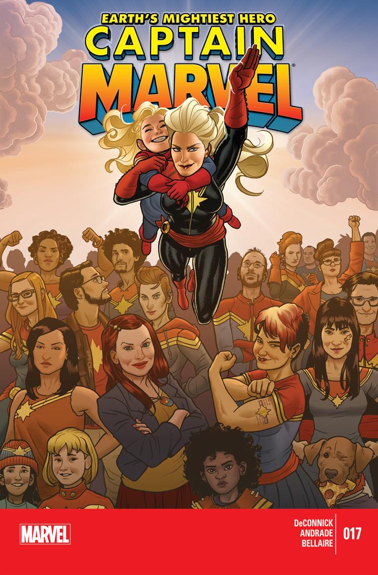 Captain Marvel (2012) #17