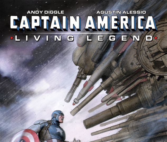 CAPTAIN AMERICA: LIVING LEGEND 3 (WITH DIGITAL CODE)