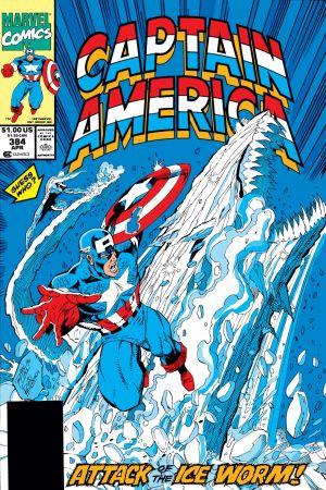 Captain America (1968) #384