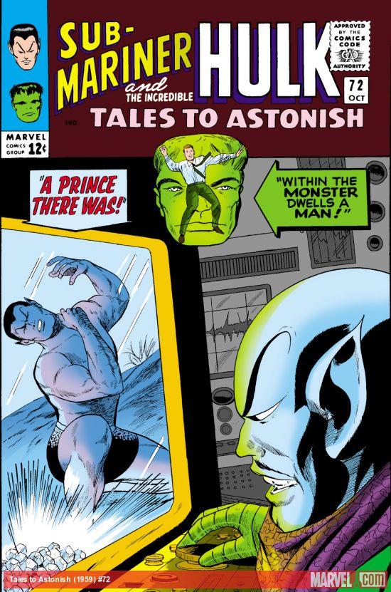Tales to Astonish (1959) #72