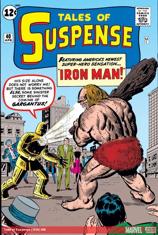 Tales of Suspense (1959) #40