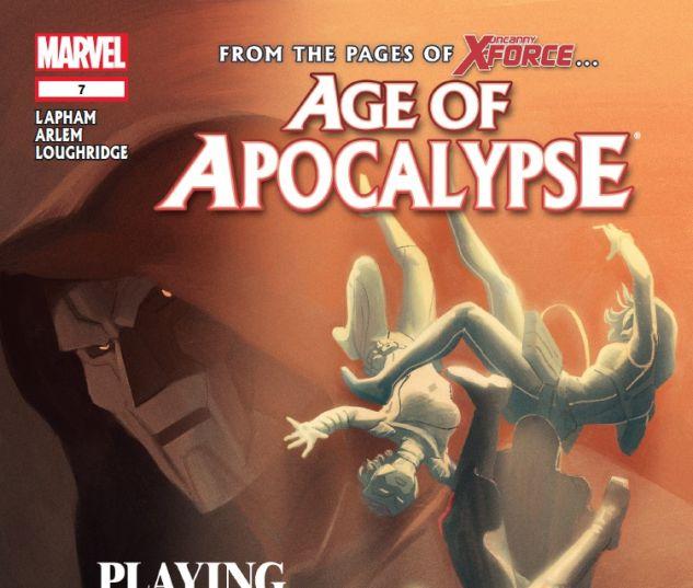 Age of Apocalypse (2012) #7