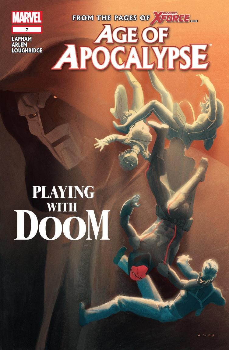 Age of Apocalypse (2011) #7