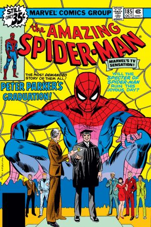 The Amazing Spider-Man  #185