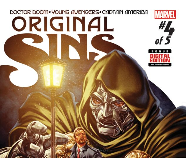 ORIGINAL SINS 4 (WITH DIGITAL CODE)