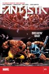 FANTASTIC FOUR 11 (WITH DIGITAL CODE)