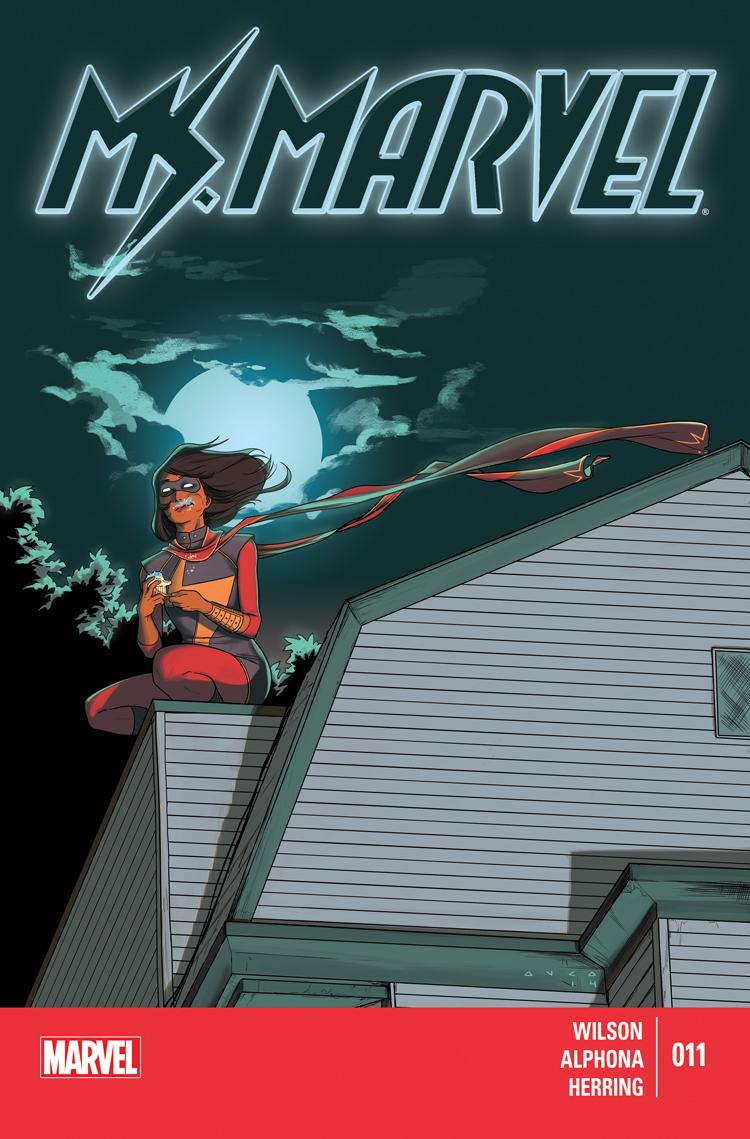 Ms. Marvel (2014) #11