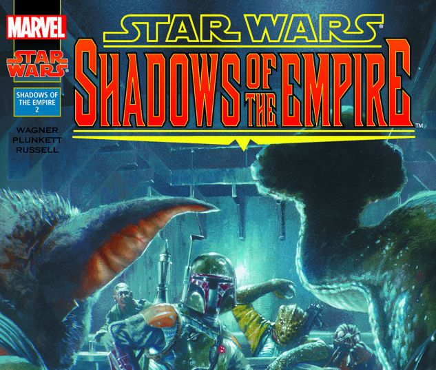 Star Wars: Shadows Of The Empire (1996) #2
