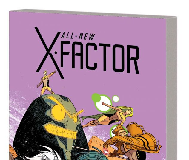 ALL-NEW X-FACTOR VOL. 3: AXIS TPB