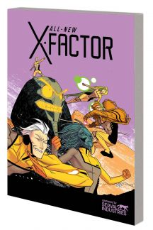 All-New X-Factor Vol. 3: Axis (Trade Paperback)