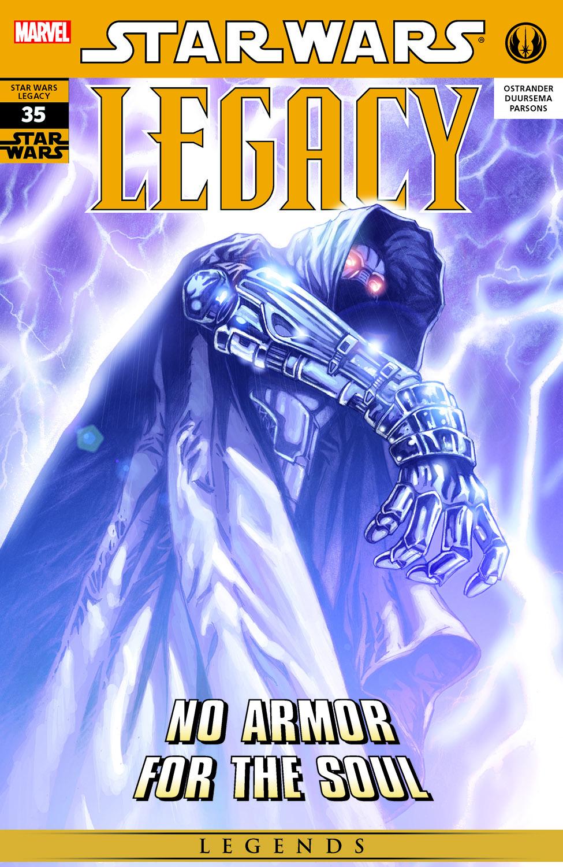 Star Wars: Legacy (2006) #35