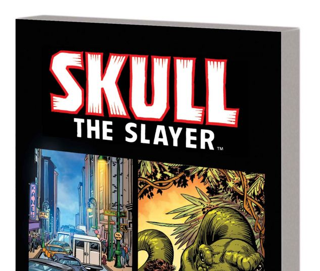 SKULL THE SLAYER TPB