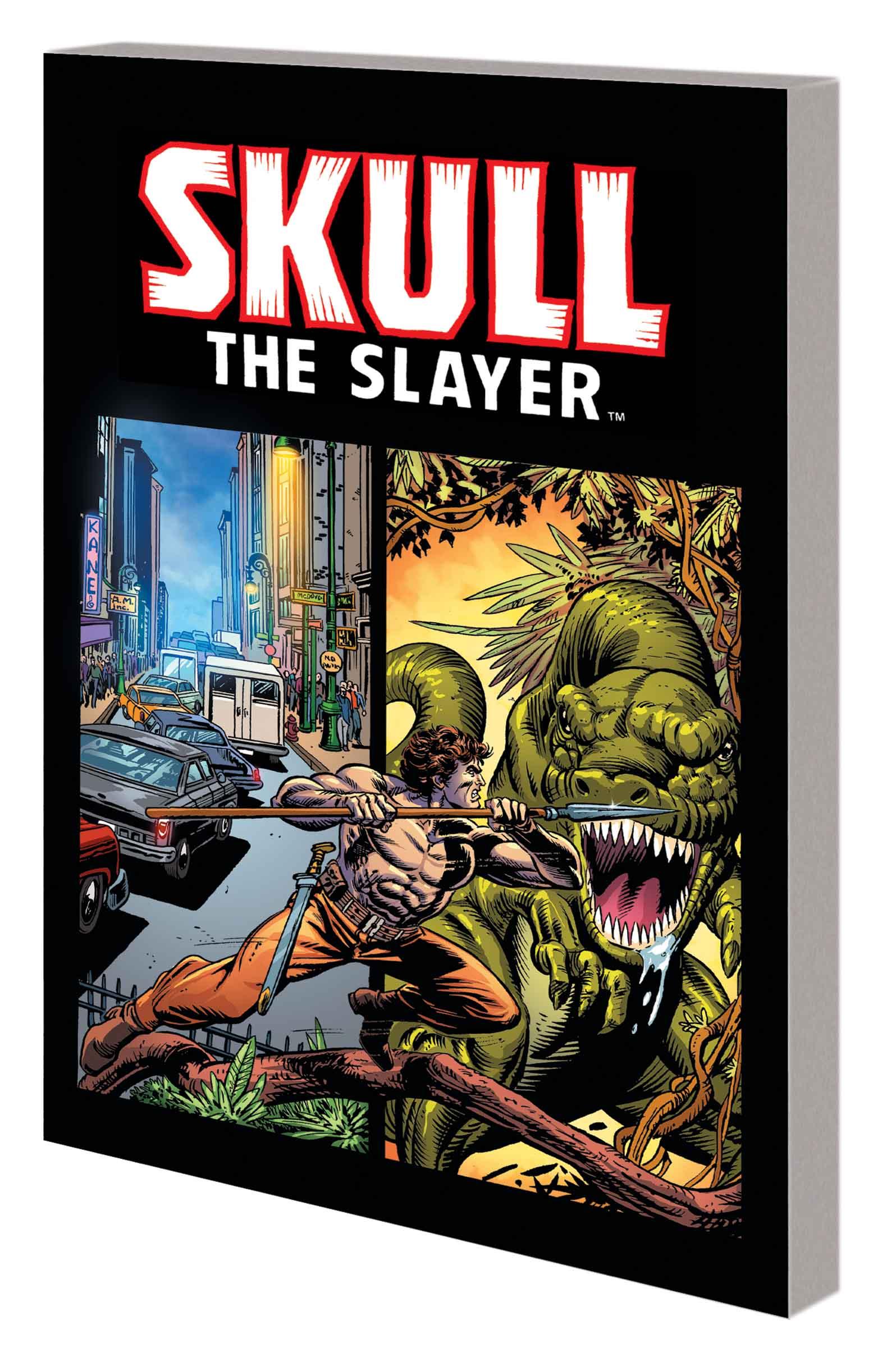 Skull the Slayer (Trade Paperback)
