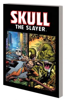 Skull the Slayer (Trade Paperback)