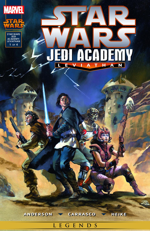 Star Wars: Jedi Academy - Leviathan (1998) #1