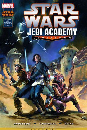 Star Wars: Jedi Academy - Leviathan #1