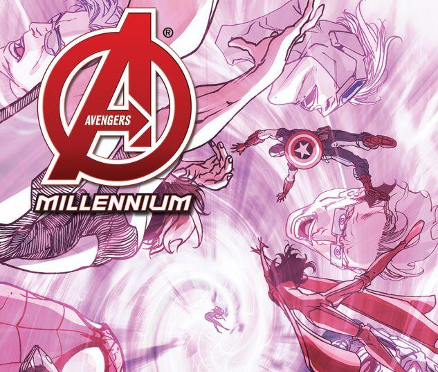 Avengers: Millennium Infinite Comic (2015) #2