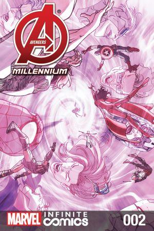 Avengers: Millennium Infinite Comic #2