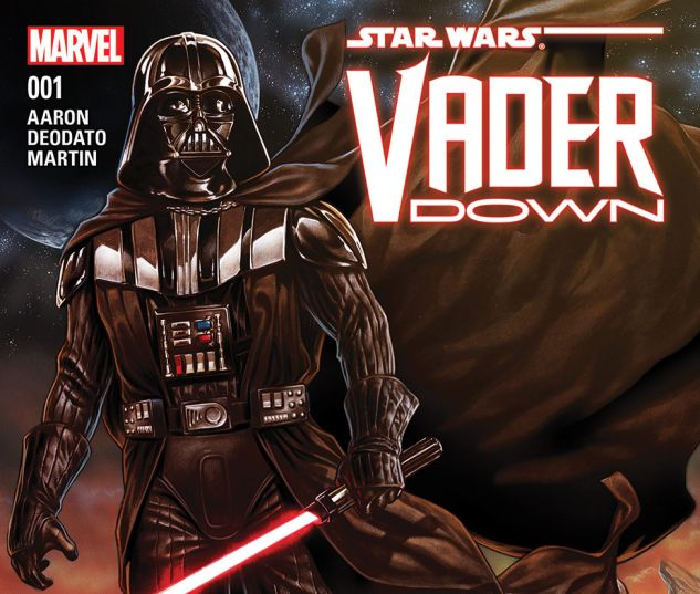 STAR WARS: VADER DOWN 1 (VDWN, WITH DIGITAL CODE)