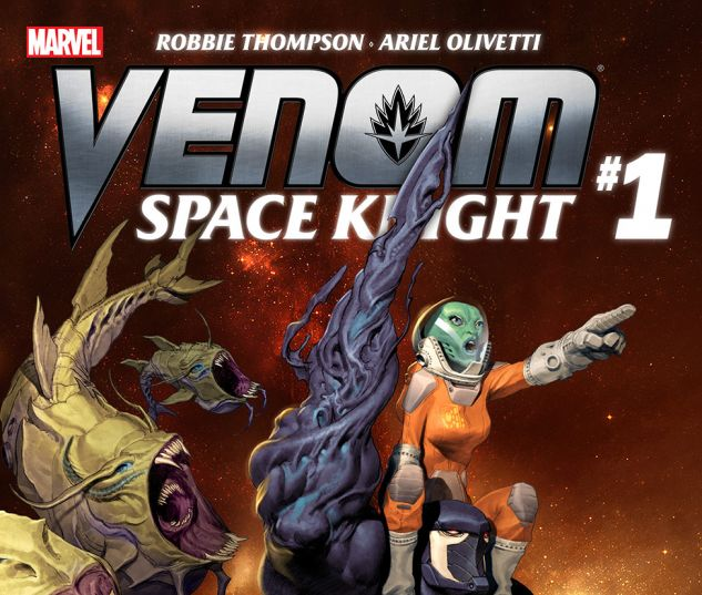 VENOM: SPACE KNIGHT 1 (WITH DIGITAL CODE)