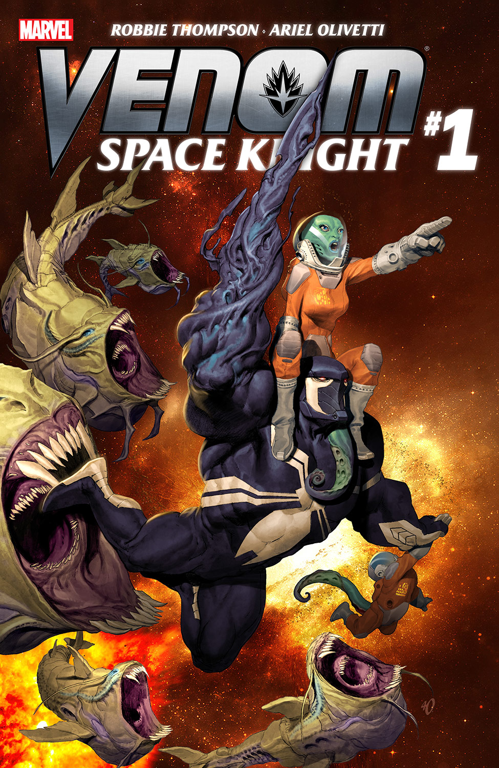 Venom: Space Knight (2015) #1