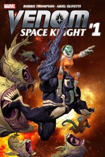 Venom: Space Knight (2015) #1
