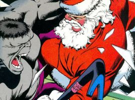 Marvel Holiday Grab Bag 2015: The Hulk