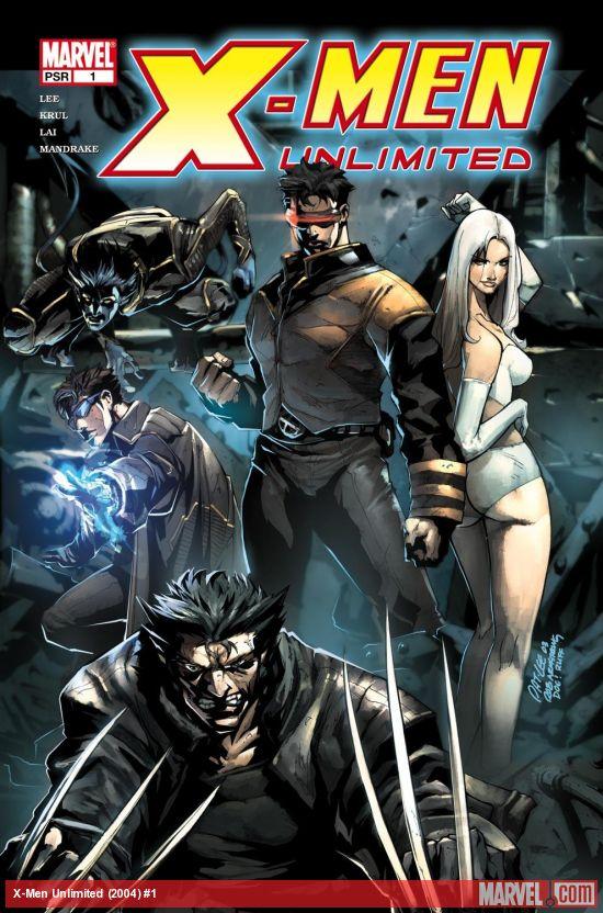 X-Men Unlimited (2004) #1