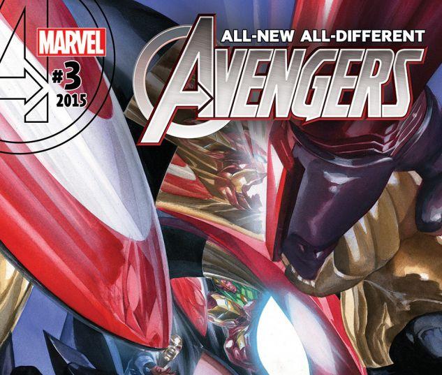 Avengers (2015) #3