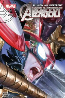 All-New, All-Different Avengers (2015) #3