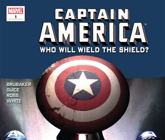 CAPTAIN AMERICA: WHO WILL WIELD THE SHIELD? (2009) #1 Cover